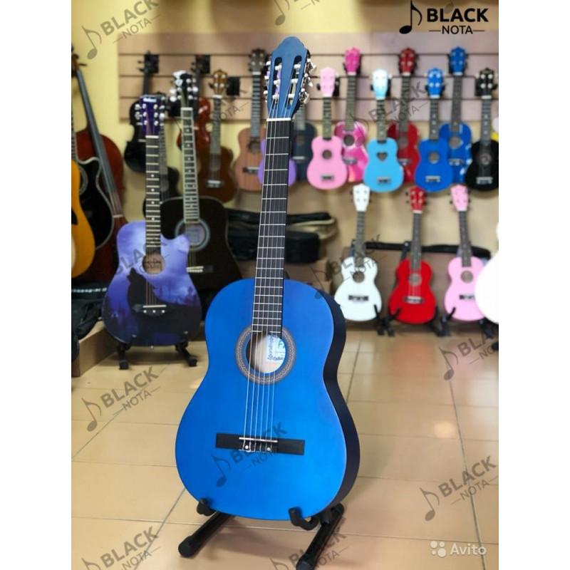 Классическая гитара Fabio KM3911BLS