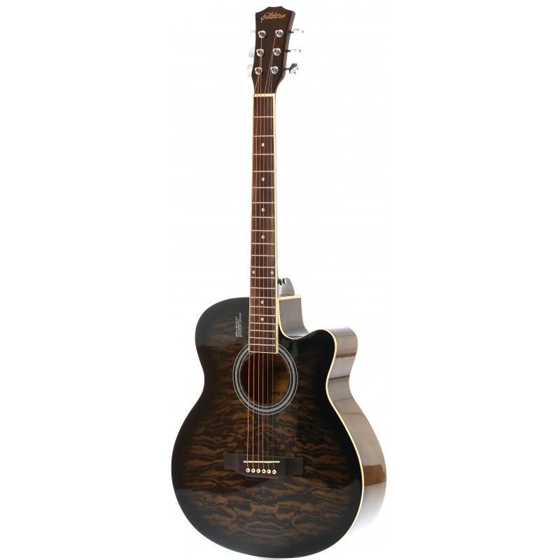 Акустическая гитара Elitaro E4030C BKS