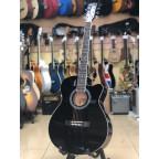 Акустическая гитара Elitaro E4010С черная