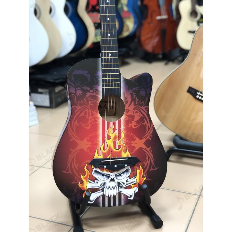 Акустическая гитара Belucci BC3840 Devil