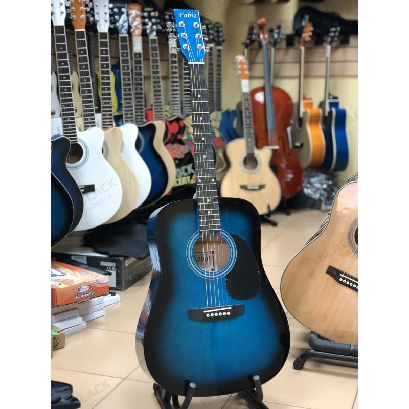 Акустическая гитара Fabio SA105 BLS