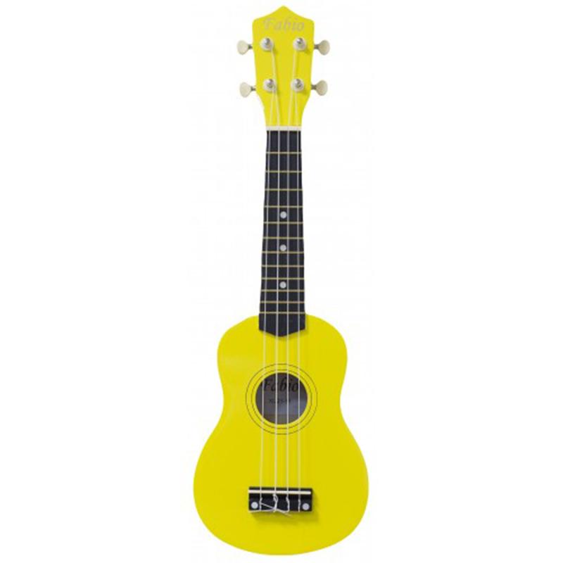 Укулеле Fabio XU21-11 Желтая Сопрано
